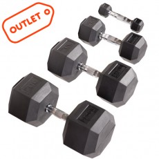 HANTLA PROUD HEX DUMBBELLS - OUTLET