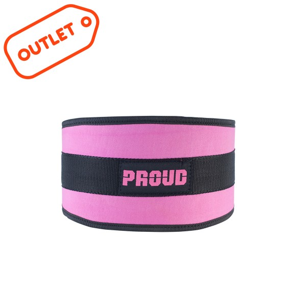 PAS PROUD WOMAN'S WEIGHTLIFTIN BELT ROZM. S- OUTLET