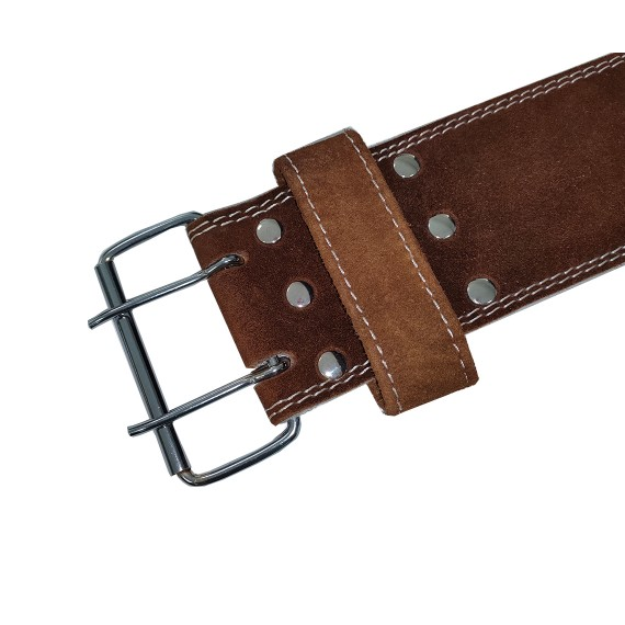 PAS WOMAN`S POWERLIFTING BELT BROWN PROUD ROZM. XS - OUTLET