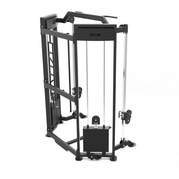 DUAL ADJUSTABLE PULLEY PROUD CHAMPION PC-308