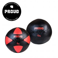 PIŁKA LEKARSKA PROUD TRAINING MEDICINE BALL 10KG