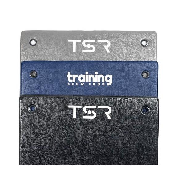 MATA TRENINGOWA PVC TSR 145 BLACK