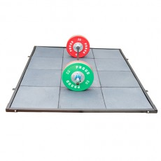 WEIGHTLIFTING PLATFORM - STANDARD