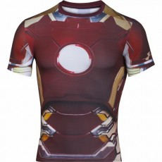 MEN'S UA ALTER EGO IRON MAN COMPRESSION SHIRT
