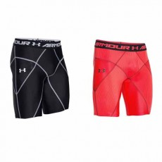 UA ARMOUR CORESHORT RED