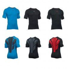 UA HEATGEAR ARMOUR COOLSWITCH SUPERVENT SHIRT