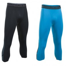 UA HEATGEAR COOLSWITCH SUPERVENT 3/4 LEGGING