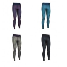 UA HG ARMOUR PRINTED LEGGING ROZM.XS