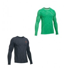 UA THREADBORNE SEAMLESS LS