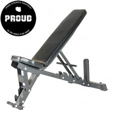 ŁAWKA REGULOWANA PROUD ADJUSTABLE BENCH 2.0