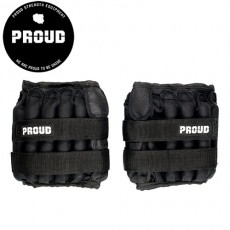 OBCIĄŻNIKI REGULOWANE PROUD ADJUSTABLE ANKLE/WRIST WEIGHTS