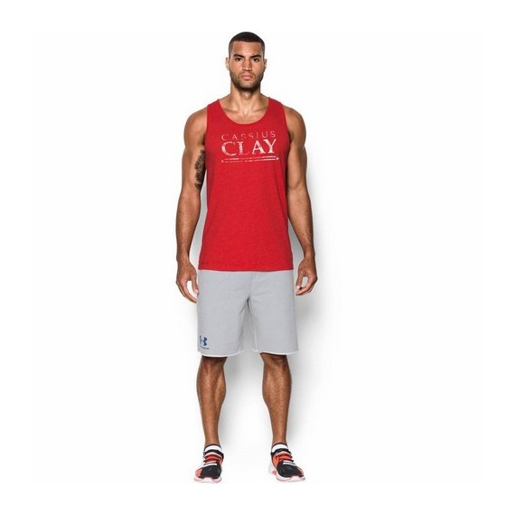 KOSZULKA MĘSKA UNDER ARMOUR CASSIUS CLAY AMERICANA TANK