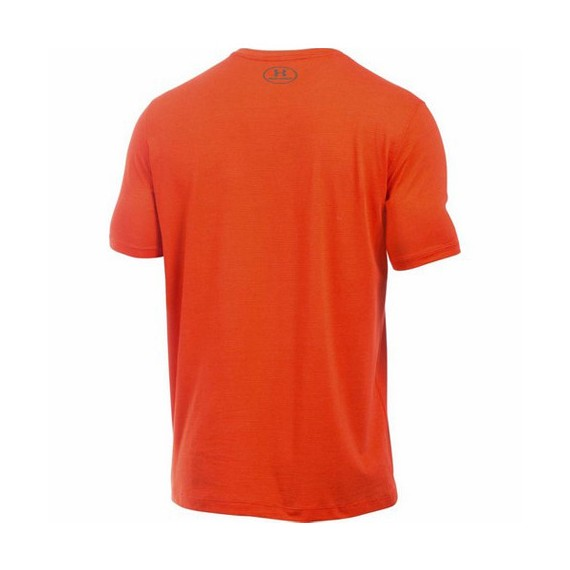 KOSZULKA MĘSKA UNDER ARMOUR CHARGED COTTON SS T
