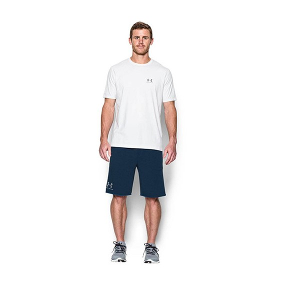 SPODENKI MĘSKIE UNDER ARMOUR FRENCH TERRY SHORT