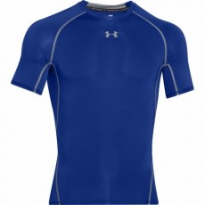 KOSZULKA MĘSKA UNDER ARMOUR HEATGEAR ARMOUR COMPRESSION SS