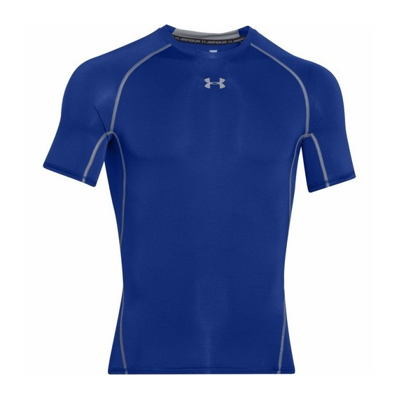 KOSZULKA MĘSKA UNDER ARMOUR HEATGEAR ARMOUR COMPRESSION SS - ROZM. XL