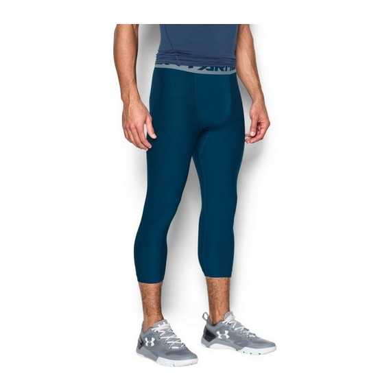 LEGGINSY MĘSKIE UNDER ARMOUR HG ARMOUR 2.0 3/4 LEGGING