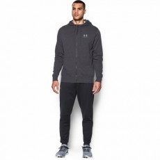 BLUZA MĘSKA UNDER ARMOUR TRIBLEND FULL ZIP HOODIE