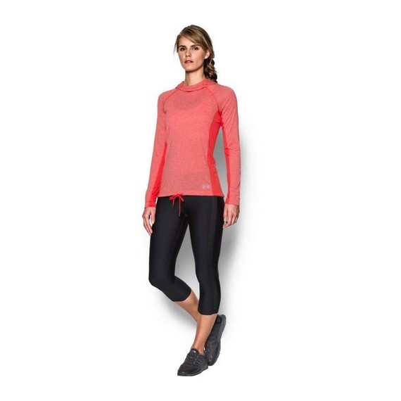 BLUZA DAMSKA UNDER ARMOUR THREADBORNE TRAIN HOOD TWIST