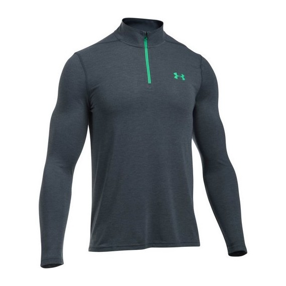 BLUZA MĘSKA UNDER ARMOUR THREADBORNE FITTED 1/4 ZIP