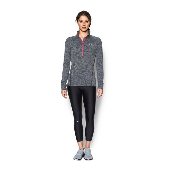 BLUZA DAMSKA UNDER ARMOUR TECH 1/2 ZIP – TWIST