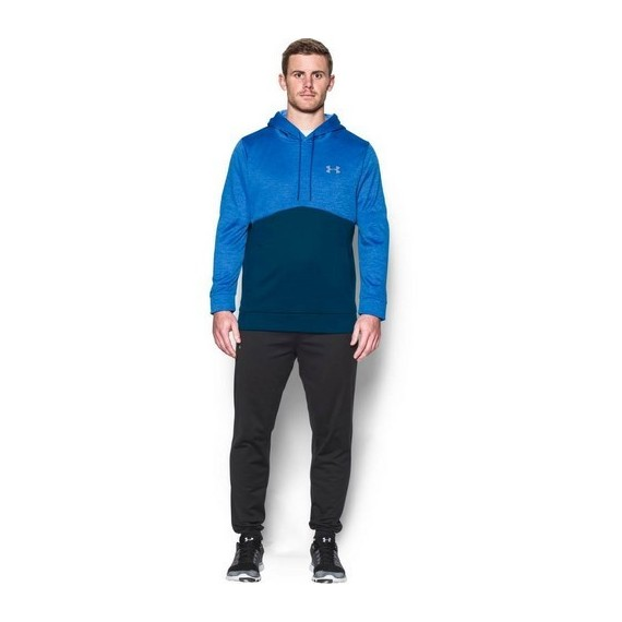 BLUZA TRENINGOWA MĘSKA UNDER ARMOUR STORM AF ICON TWIST HOODIE