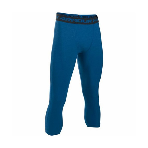 LEGGINSY MĘSKIE UNDER ARMOUR HG ARMOUR TWIST 3/4 LEGGING