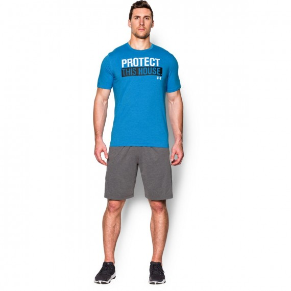 KOSZULKA MĘSKA UNDER ARMOUR PTH GRAPHIC TEE