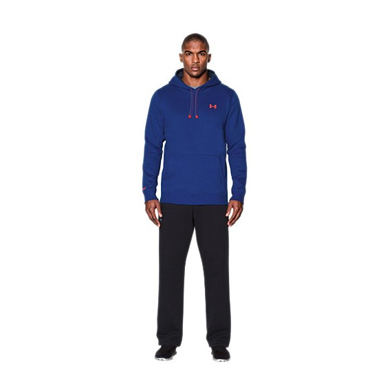 BLUZA MĘSKA UNDER ARMOUR MEN'S STORM COTTON PULLOVER HOODY