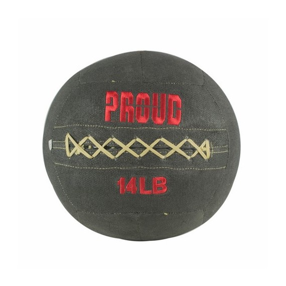 PIŁKA LEKARSKA PROUD COMPETITION MEDICINE BALL 14 LB