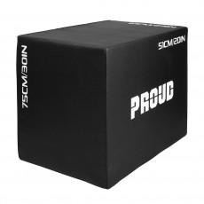 PODEST PLYOMETRYCZNY PIANKOWY 3-IN-1 PROUD FOAM PLYO BOX