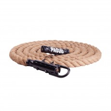 LINA PROUD CLIMBING ROPE NATURAL 3,8CM
