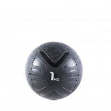 PIŁKA LEKARSKA PROUD MEDICINE BALL BLACK