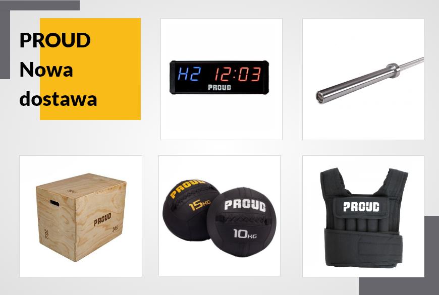 PROUD - Nowa dostawa
