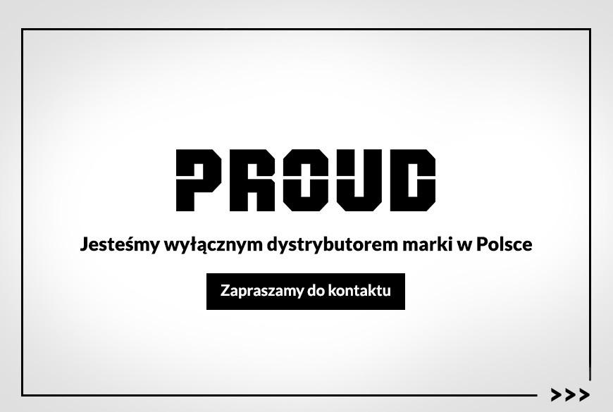 Wyłączny dystrybutor PROUD w Polsce